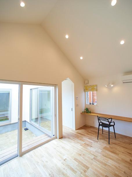 変形敷地が楽しい平屋に建築家に学ぶ良い家のデザイン 画像5