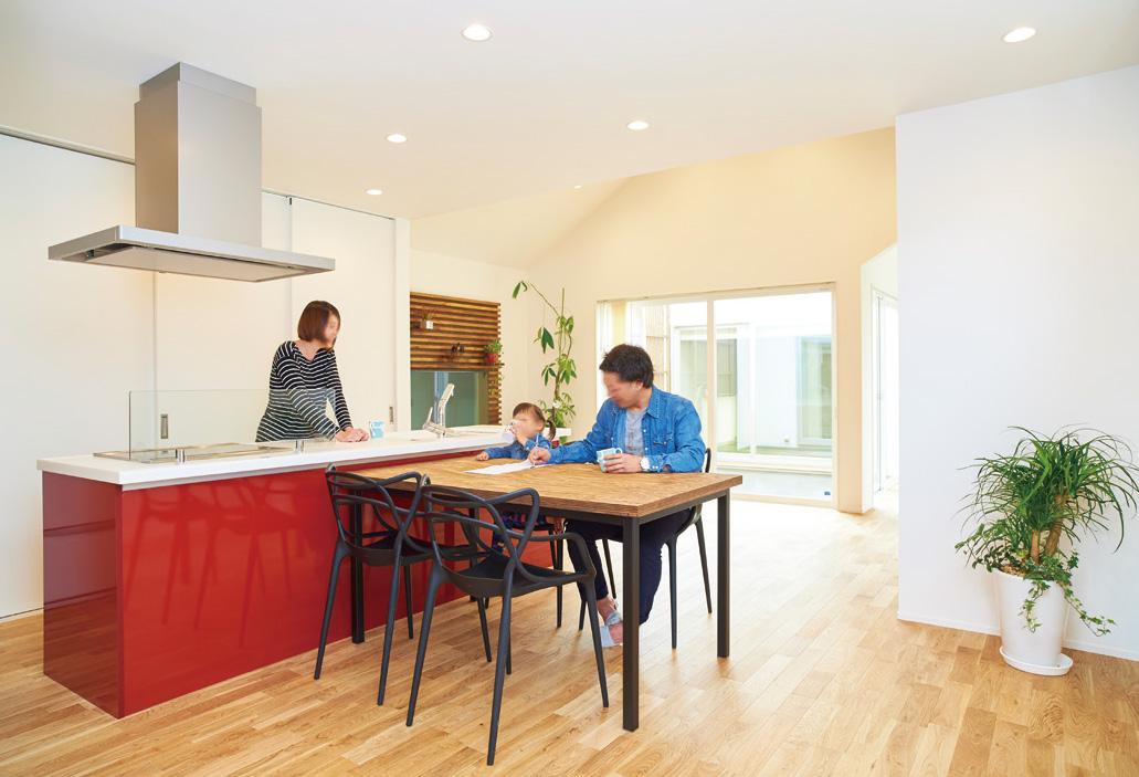 変形敷地が楽しい平屋に建築家に学ぶ良い家のデザイン 画像4
