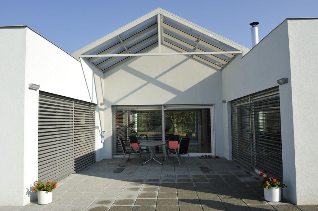 高性能住宅における日射遮蔽効果最適商材外付けブラインド「イソトラ」 画像4