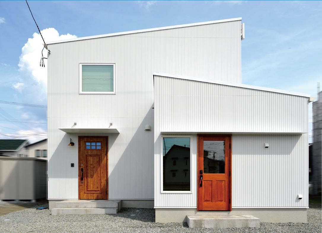 建築家とデザインする長く住み続けられる家 画像1
