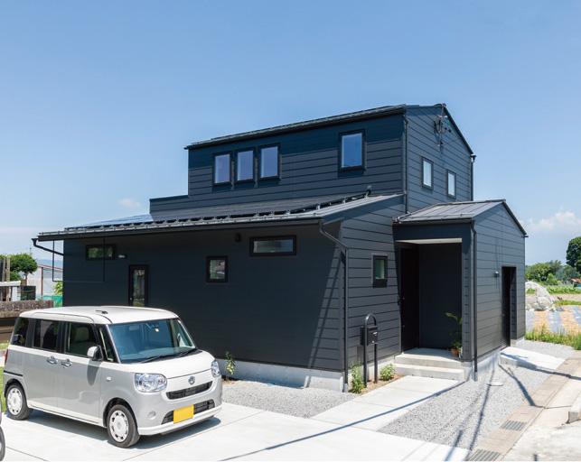 美しい景色を取り込む住宅 画像2