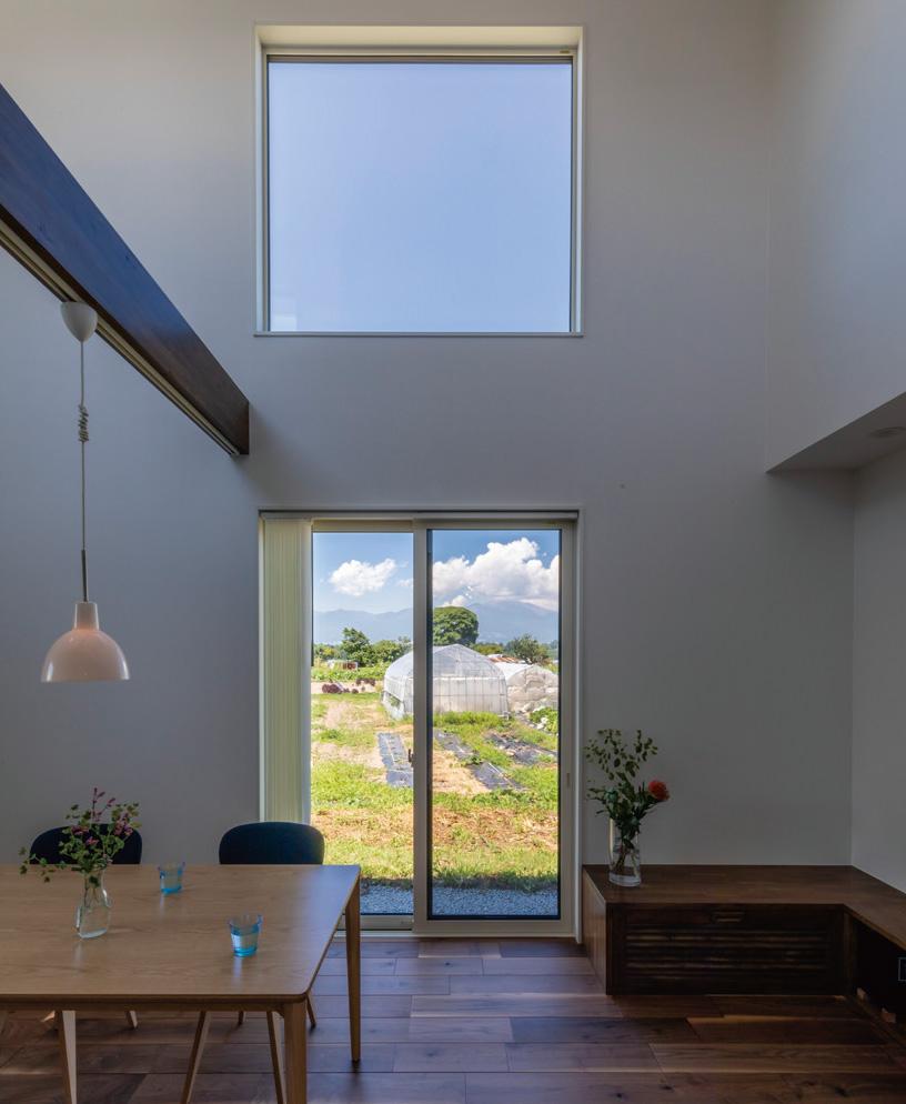 美しい景色を取り込む住宅 画像3