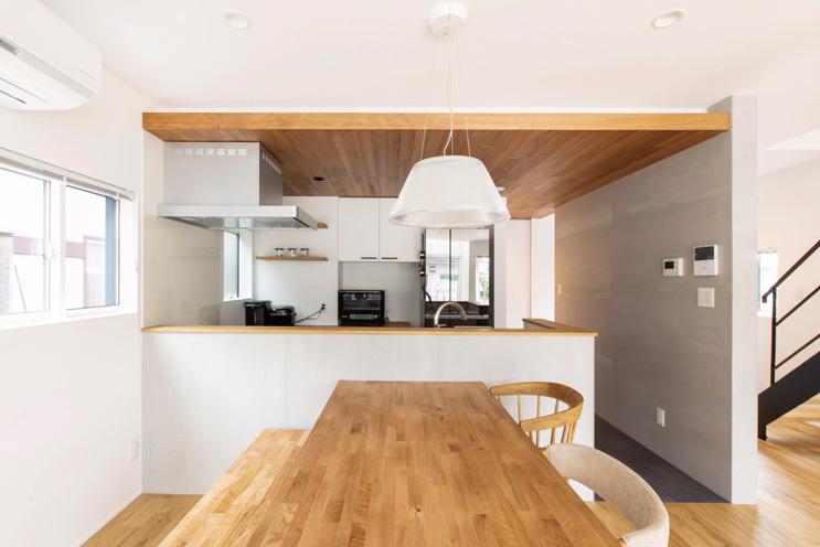 ライフスタイルの変化に対応できる余白のある住宅 画像2