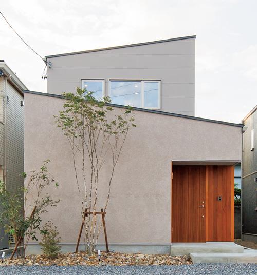 非日常を取り入れた住宅デザイン 画像1