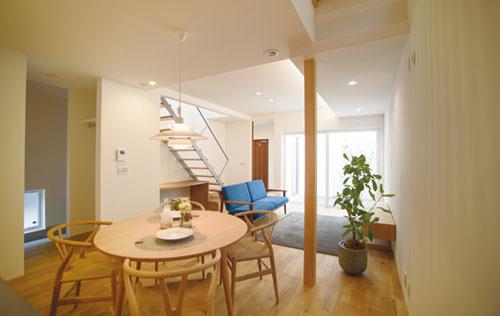 非日常を取り入れた住宅デザイン 画像2