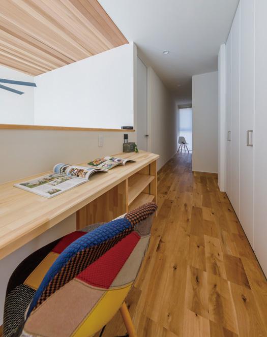 遠景が望めるプライベート空間のある家 画像4